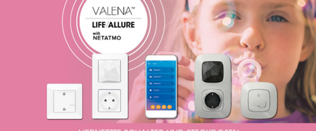 Valena with Netatmo bei Elektro Kratochvil KG in Wertingen